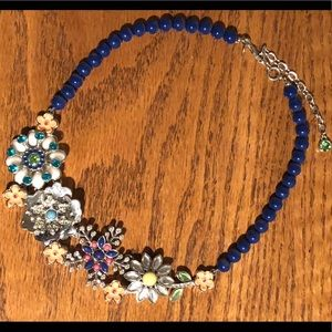 Lia Sophia Full Bloom Necklace